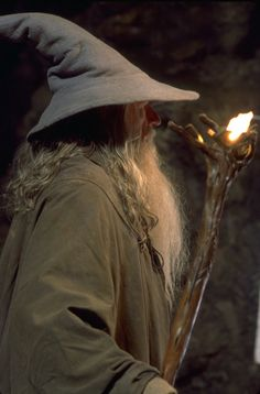 Gandalf's Hat. I shall be making this one soon. :D
