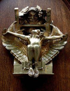 Angel~Door Knocker…