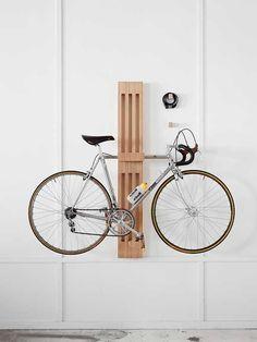 Ideas para guardar las bicis en casa | Decorar tu casa es facilisimo.com