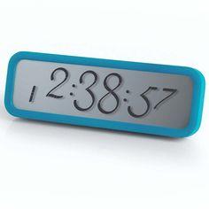 Script, Flip Clock, Sunglasses Case, Design, Home Decor, Life, Alarm Clock, Objects, Blue Nails