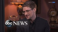 Edward Snowden Full  Interview on Trump, Petraeus, & Having 'No Regrets' (Dec/2016)