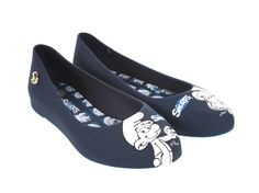 smurf shoes