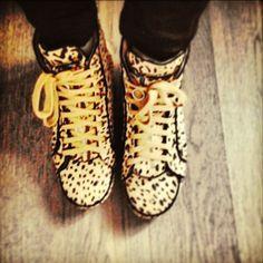 Sneakers Leopard Mi-Mai
