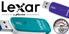 Lexar S37 JumpDrive Review