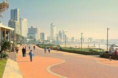 Durban Promenade - Golden Mile