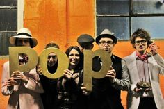 Can't make up your mind between pop and jazz music? Don't know if you want an authentic live band or a DJ playing your favourite tunes? Have it all - have LindyPop! They guarantee that their unique jive and dixieland twists on pop tunes will be like nothing you have ever heard before.