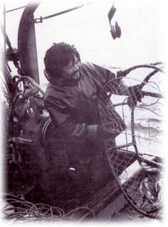 First Nations fisherman in Canada