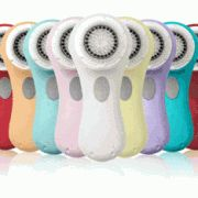 Clarisonic Face brush....my opinion it's worth the price.  Read the whole review at www.samanthabusch.com