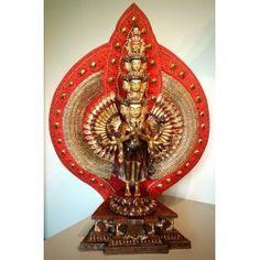 Museumstuk Avalokiteshvara goldface
