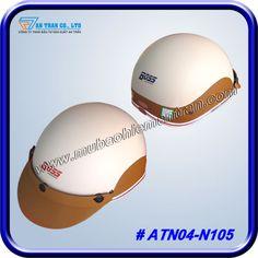 Mũ Bảo Hiểm BOSS ATN04-N105  http://mubaohiemantran.com/boss/boss-atn04-n105-helmet
