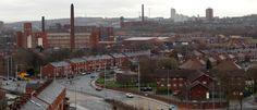 Oldham, England | File:Oldham above Chadderton (2).jpg - Wikipedia, the free ...