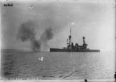 Çanakkale savaşı İhtilaf devleti savaş gemilerinden İngiliz zırhlısı HMS Albion