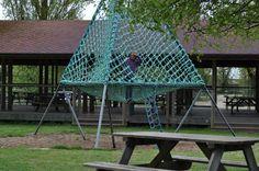 Thrigby Hall Wildlife Gardens playground
