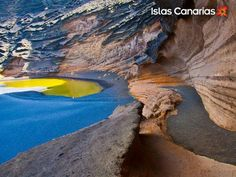 Lanzarote. Want to go. Beautiful place.
