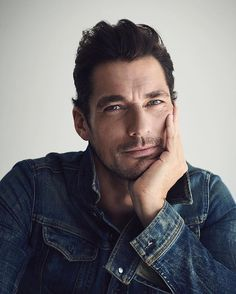 An unpublished portrait of my handsome friend and one of my all time favourite people : DG my everyday muse. @davidgandy_official by yours truly. #davidgandy #muse #myfriendskickass #mce