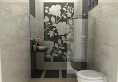 Resultado de imagen para decoracion y diseño de baños pequeños