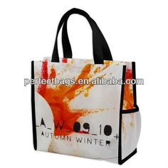 Polypropylene Woven Bag   110~180g woven  welcome custom's design  pantone/ CMYK printing  eco-friendly, reusable,durable