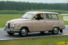 SAAB 95 Sax Man, Coolest Cars, Good Looking Cars, Koenigsegg, Station Wagon, Airstream, Volvo, Cars And Motorcycles, Sweden