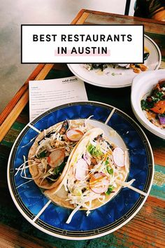 Updated! Best Restaurants In Austin by A Taste of Koko. Here it is, an Austinite's guide to the best restaurants in Austin - check them all out! #austinrestaurants #exploreaustin #austintravel