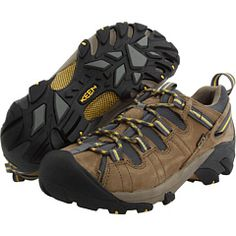 keen hiking shoes, $120 on zappos