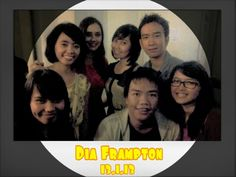 Dia Frampton with us