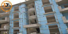 Isı Yalıtım Mantolama | İhtişam Yapı Dekorasyon Multi Story Building