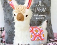 Crochet pattern  Llama Amigurumi pattern Alpaca от MiaGurumis