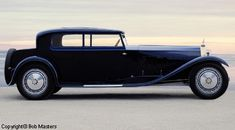 The Worlds Most Expensive Car - Bugatti Type 41 Royale, 10 Million Dollar Asking Price