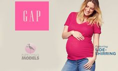 Cozy Pregnancy Gap Maternity Agency: Expecting Models