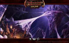 Dungeons & Dragons Online 16:10 Wallpaper - The Explorer