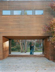 Cool prefab home