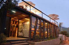 Imagen 2 de 23 de la galería de Pizzería Tío Tomate / Simplestudio. Fotografía de Josefina Navas