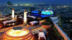 Restaurant Sirocco à Bangkok - #Luxe - Visit the website to see all photos http://www.arkko.fr/restaurant-sirocco-a-bangkok/