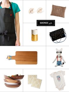 JCHONG STUDIO: Handmade Gifts with Brika