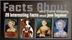 King Henry Viii, Jane Seymour, Ted Talks, Tv Videos, Fun Facts, Funny Facts