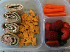 The Family Chef: Healthy school lunch ideas for kids