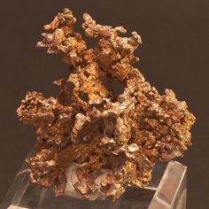 Native Copper - Arizona Minerals For Sale, Arizona, Auction, Copper, Herbs, Food, Minerals, Herb, Brass