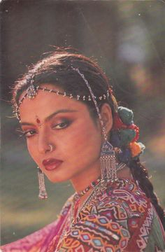 Pyaar Ki Jeet, 1987 #Rekha