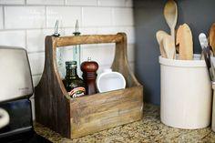 Great kitchen essential storage