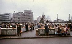Cum arăta Bucureştiul în 1986