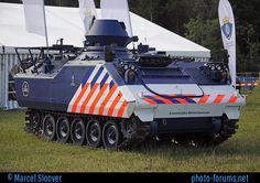 Dutch Military Police APC