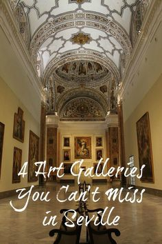 These 4 Must-See Art Galleries In Seville Easily Rival The Best Barcelona And Madrid Have To Offer