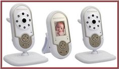 <p>Motorola MBP28 digital wireless baby monitor with two cameras will give you the reassurance that your child is resting peacefully. It is equipped with 1.8 GHz DECT technology for sound clarity, you can feel comfortable that your little one will come through loud and clear when they need you. There …</p>