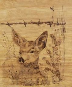 WOOD BURNING PATTERNS FOR BEGINNERS