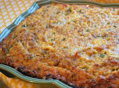 Cajun Cornbread Dressing... Maybe I should try this Thanksgiving