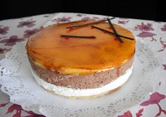 Tarta San Marcos Cheesecakes, Tapas, Cupcakes, Vegan Cake, Caramel, Pudding, Yema, Menorca, Desserts