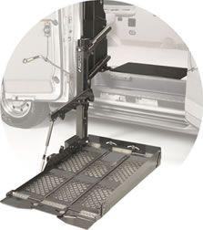 Vangater Series Wheelchair Lift