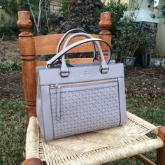 ✨ NEW Kate spade purse Tan leather. Beautiful cut design detailing.  Brand New with tags. Additional straps makes this bag very versatile. Timeless purse :) great for all seasons and great combination for any outfit. kate spade Bags