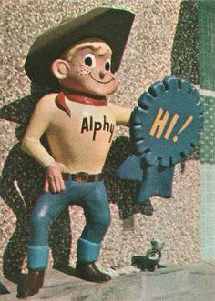 Alpha Beta, Inglewood, CA 1964