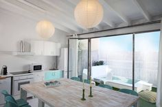 Check out this awesome listing on Airbnb: Blue House. Barcelona Beach - Houses for Rent in Barcelona